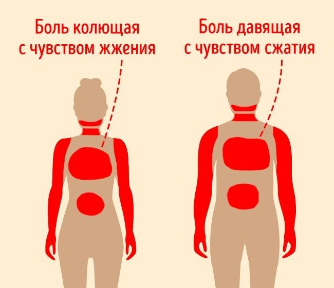 За месяц до сердечного приступа организм начнет вас предупреждать. 8 главных симптомов