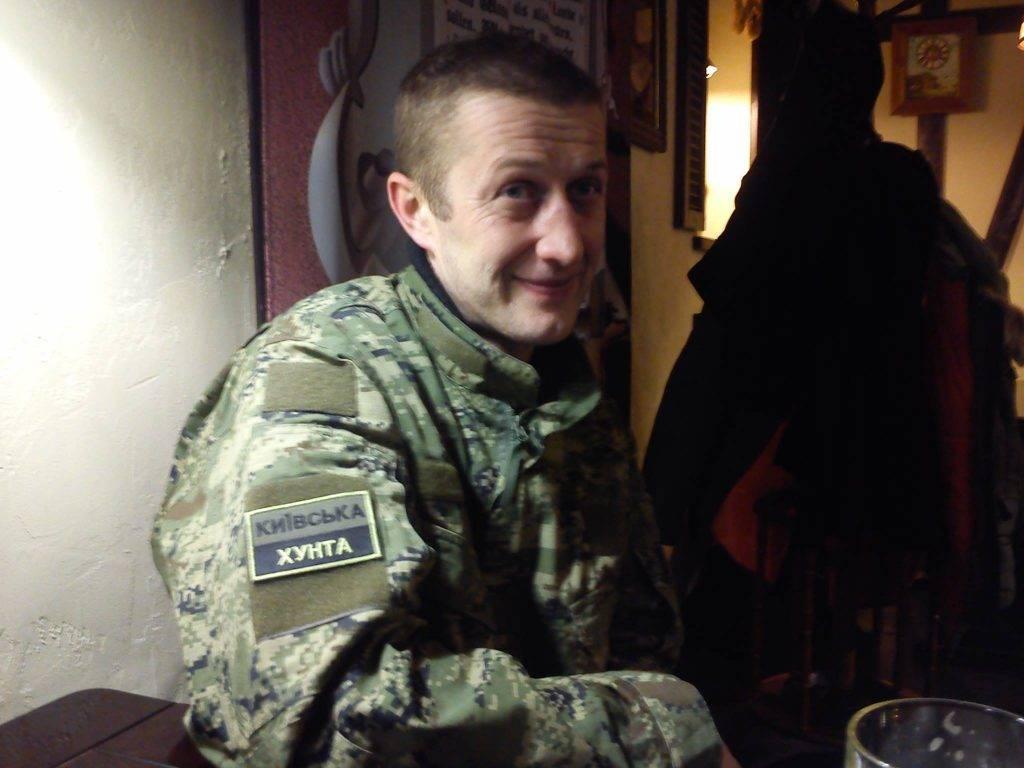 Хорват из «Азова» рассказал, как его страна поддерживает Киев на Донбассе