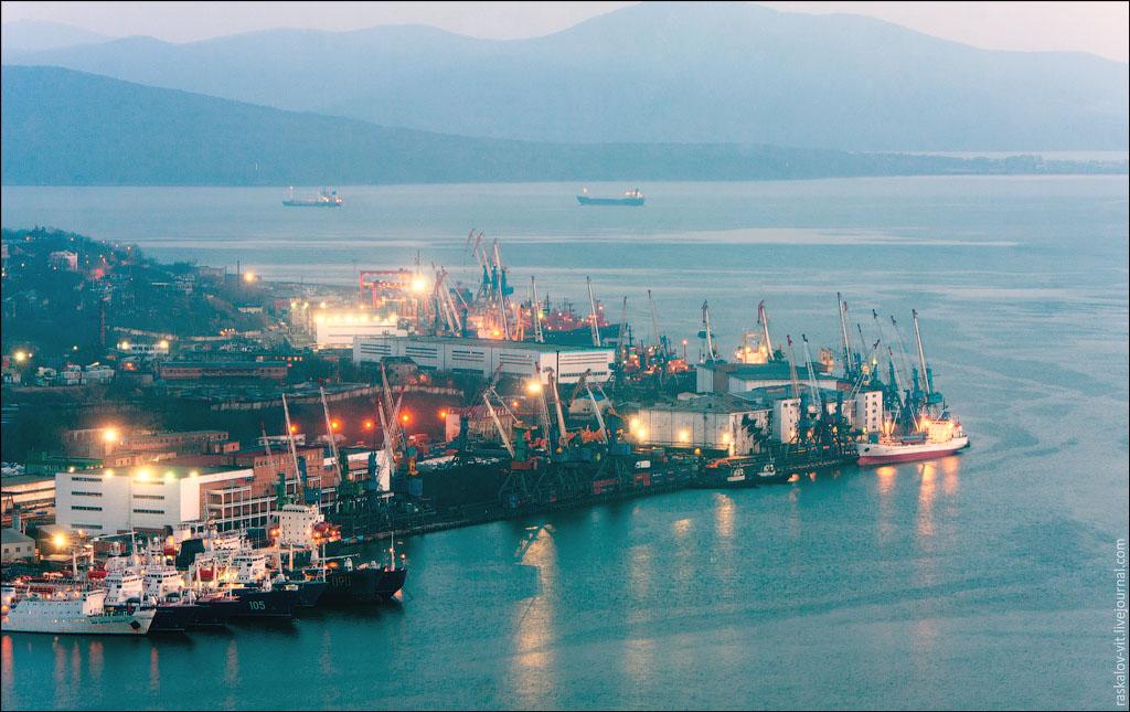 Владивосток глазами руферов