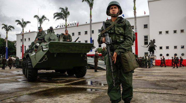 Венесуэла устроит США вторую Корейскую войну