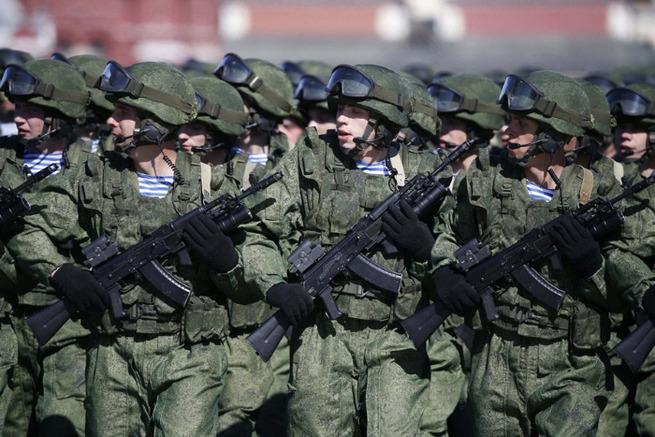 Российская армия - вторая в мире... А вторая ли?!