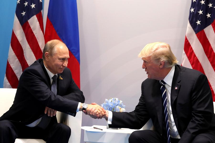"""Трамп заявил, что """"поладил"""" …"""