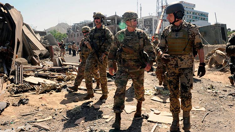 Солдаты США в Афганистане по вине Пентагона ходят с мишенью на спине