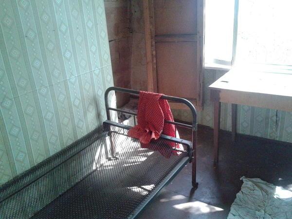 кровать пружинная СССР