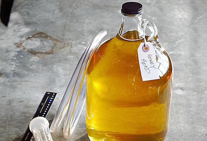 Медовуха: любимый напиток др…