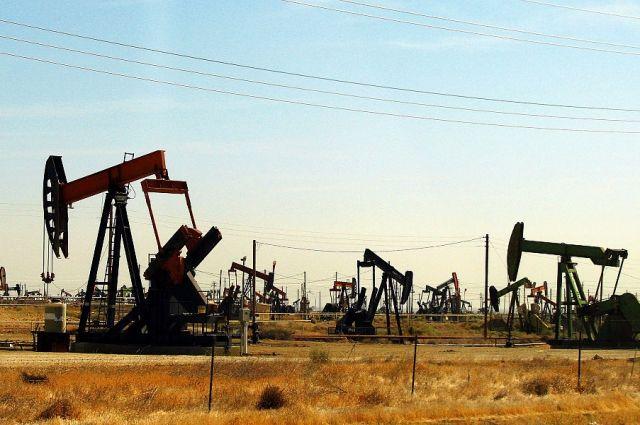 Цена на нефть марки Brent превысила 80 долларов за баррель
