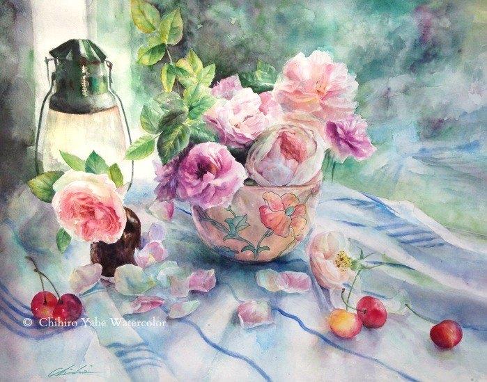 художник Chihiro Yabe картины – 08