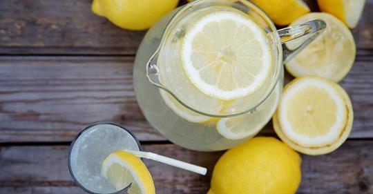 10 удивительных преимуществ воды с лимоном для здоровья
