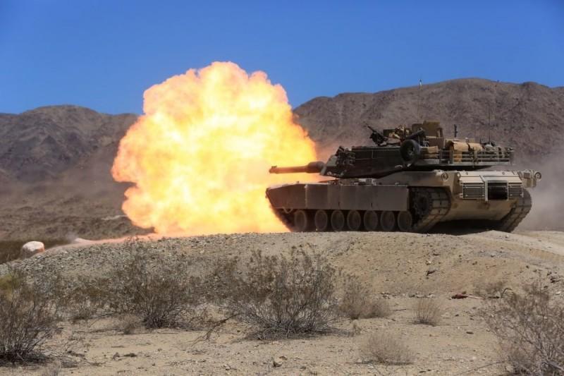 Снаряды для  Abrams выпустят в Санкт-Петербурге
