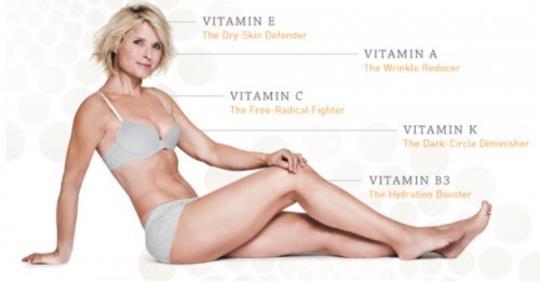 7 витаминов, которые необходимы вашему телу после 40 лет