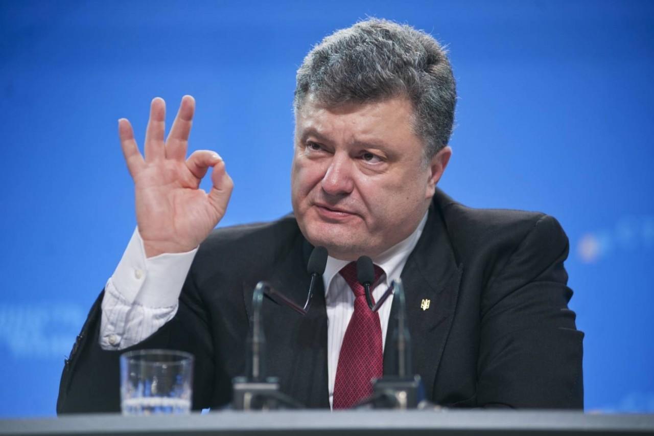 Под дудку Запада: Порошенко обещал «не отдаваться» России ради газа