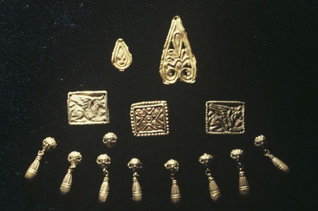 «Золотой Крым»: археологи пр…