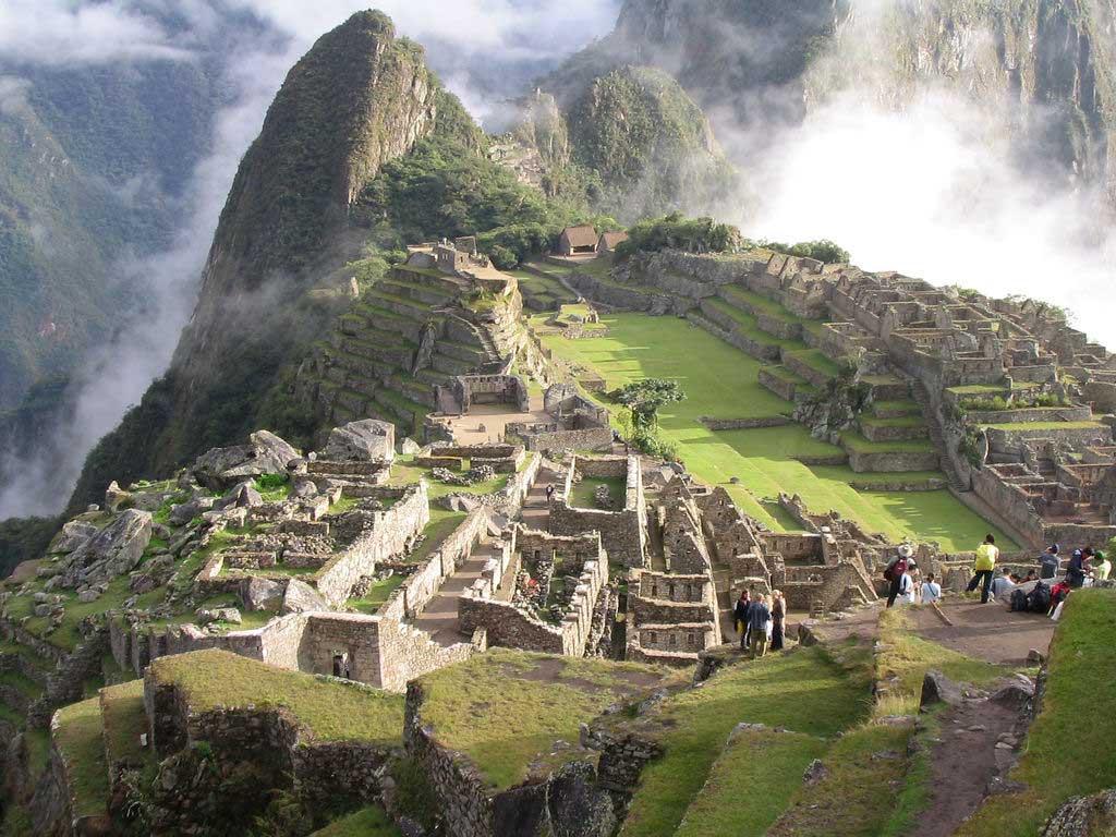 Цивилизация инков — утраченн…