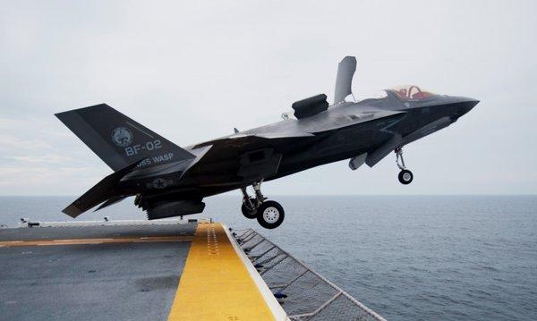 F-35 неожиданно решили модер…