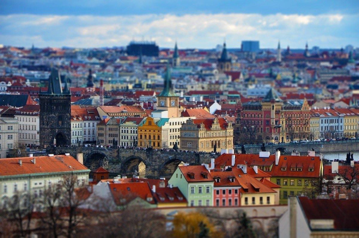Прага - место, в которое хочется возвращаться снова и снова