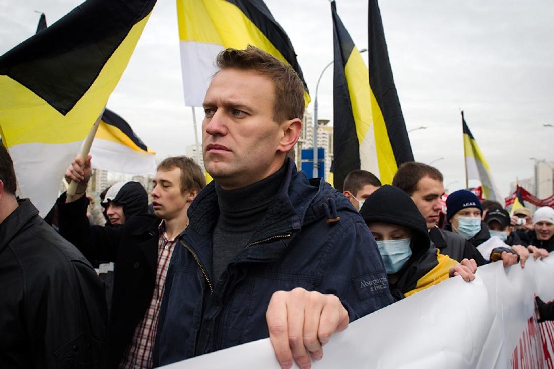 """""""Навальный — не Гитлер!"""" - веские аргументы Лены Миро"""