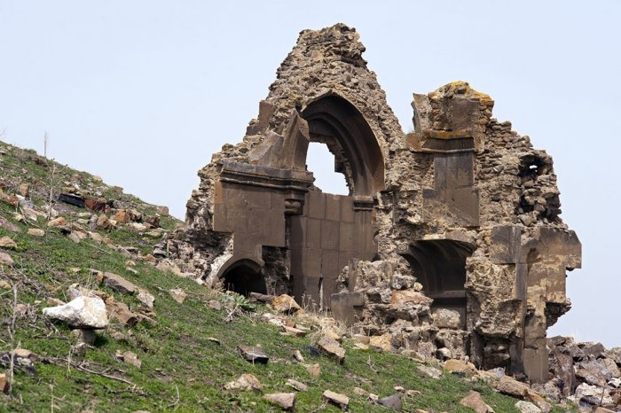 Древний Ани – город 1001 церкви в Армении