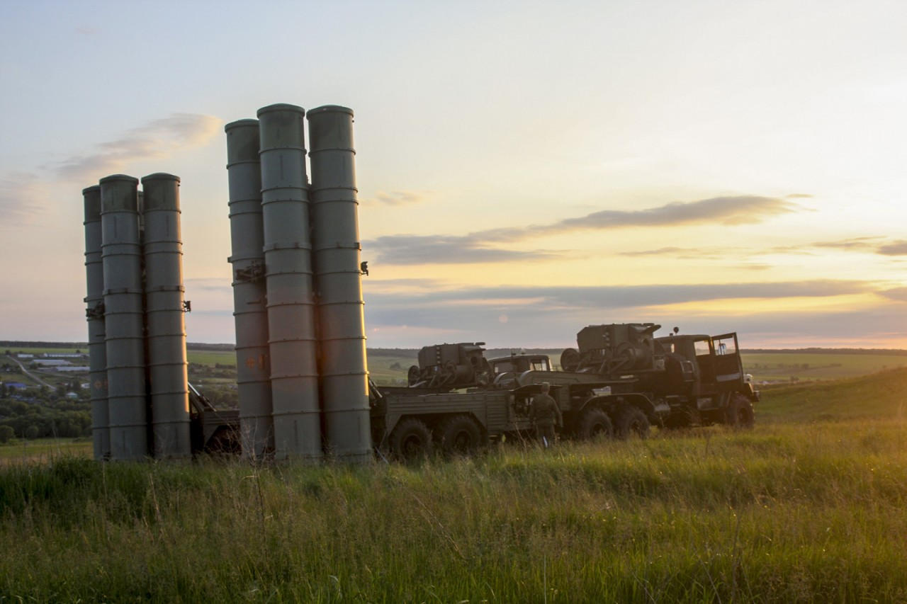 Российские войска ПВО приведены в повышенную боеготовность из-за США и КНДР