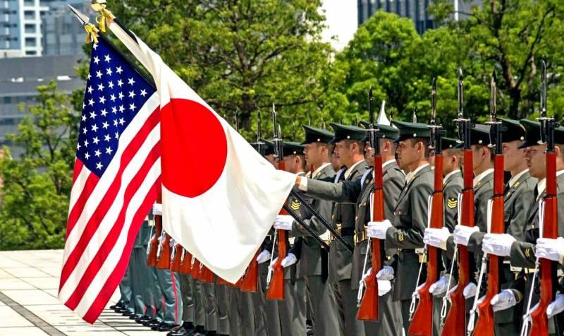 Освободить Японию от американского гнёта может только Россия
