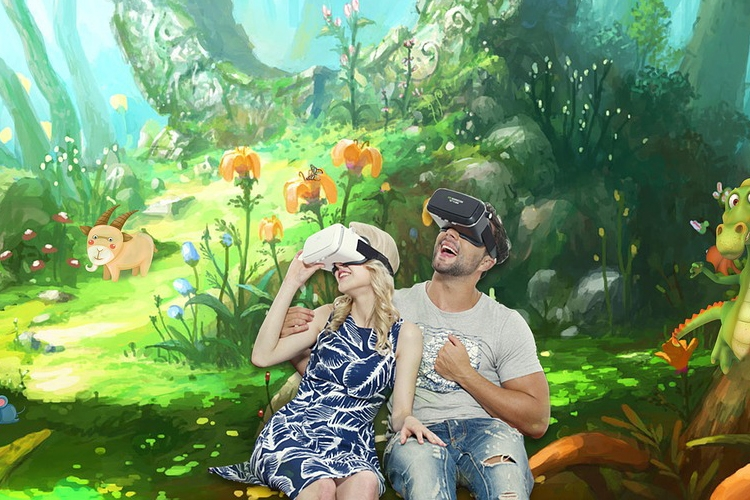Мировой рынок AR/VR-шлемов в…