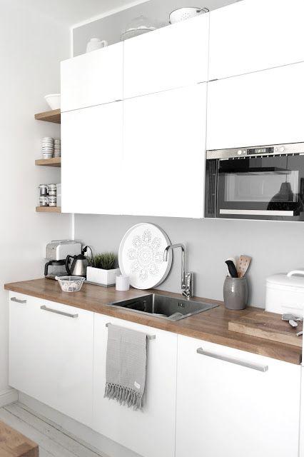 Свежие идеи для маленькой кухни
