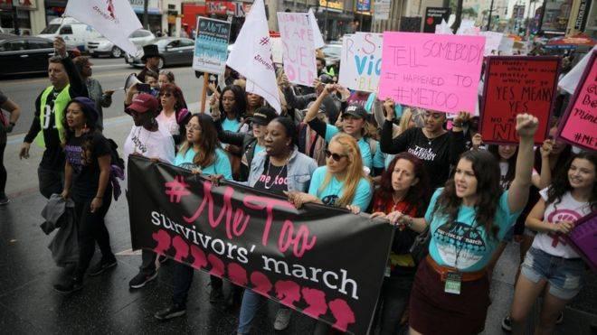 Sexual harassment: старая дубинка – новые масштабы