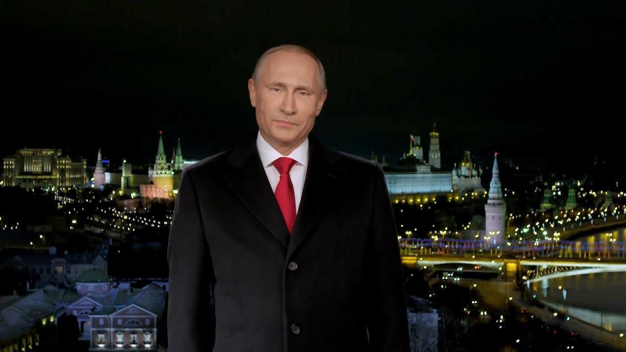 Новый год шагает по России