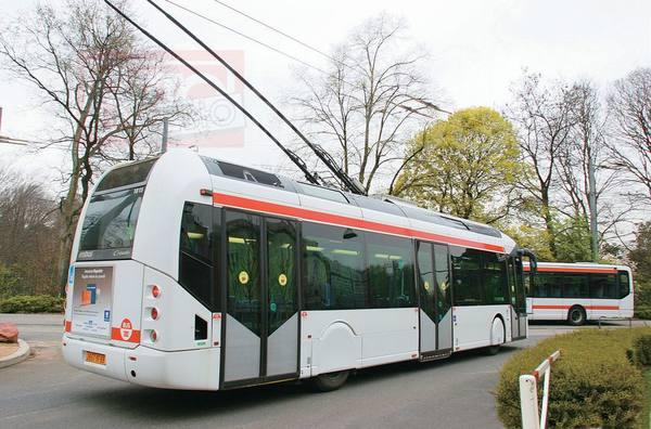 Мэрия намерена закупить 19 автобусов и 24 троллейбуса