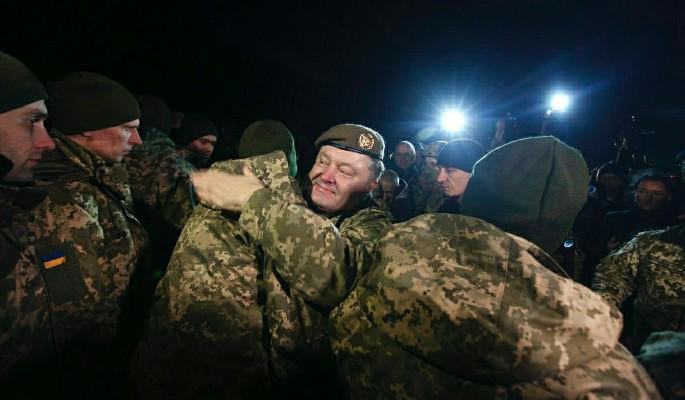 Порошенко взбесил украинцев бесстыдным хвастовством