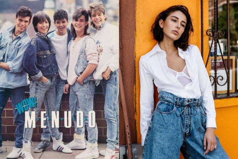 Как и с чем носить джинсы-варёнки