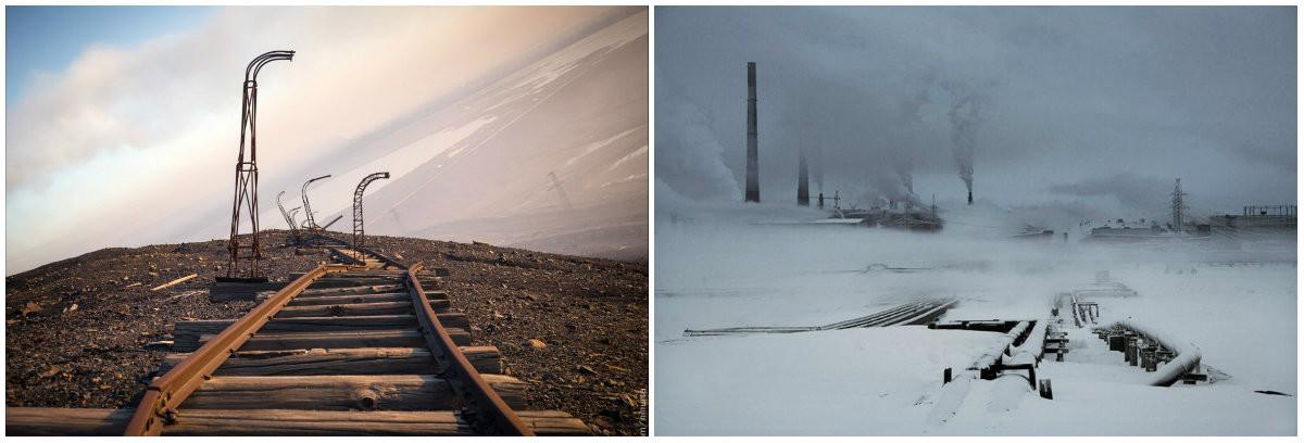 Как Челябинск, только суровее: Норильск - город для сильных духом