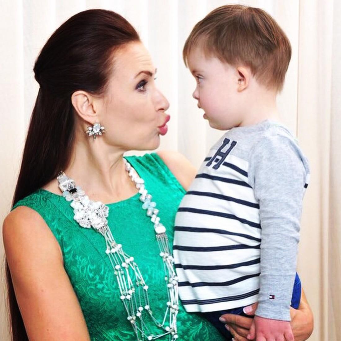 В Москве госпитализировали сына Эвелины Бледанс