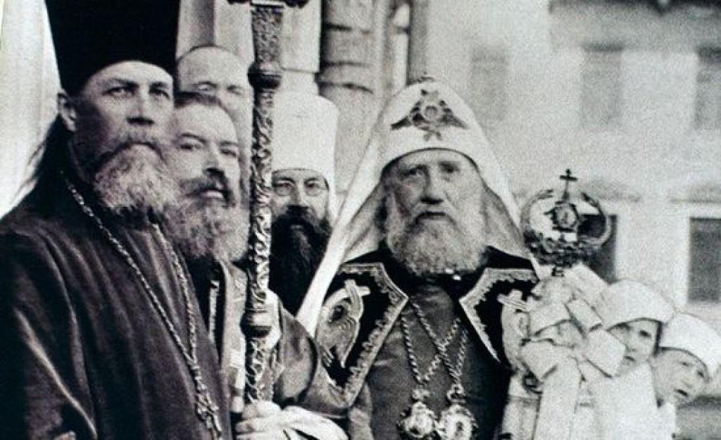 История Церкви за последние 100 лет в фотографиях