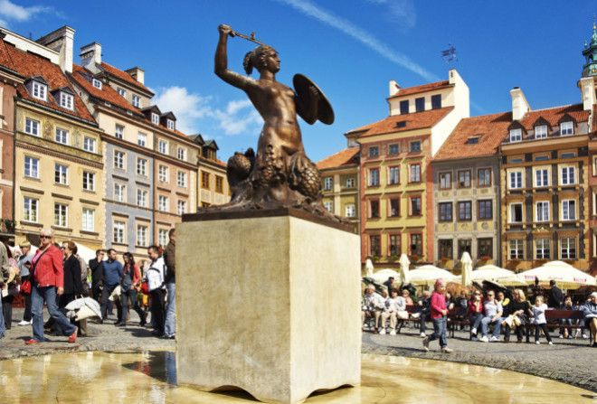 10 лучших ресторанов Варшавы