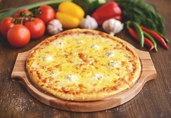 Пицца «4 сыра» — вкусно, как в ресторане!