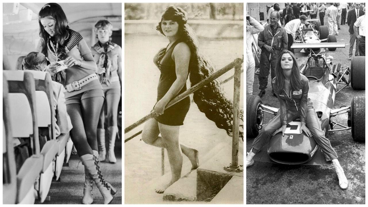 Эти прекрасные и безбашенные женщины из прошлого поразят ваше воображение женщины из прошлого, история, фото