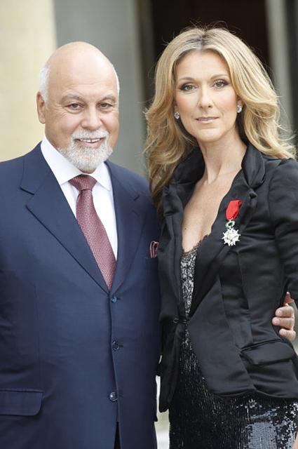 Рене Анжелил и Селин Дион