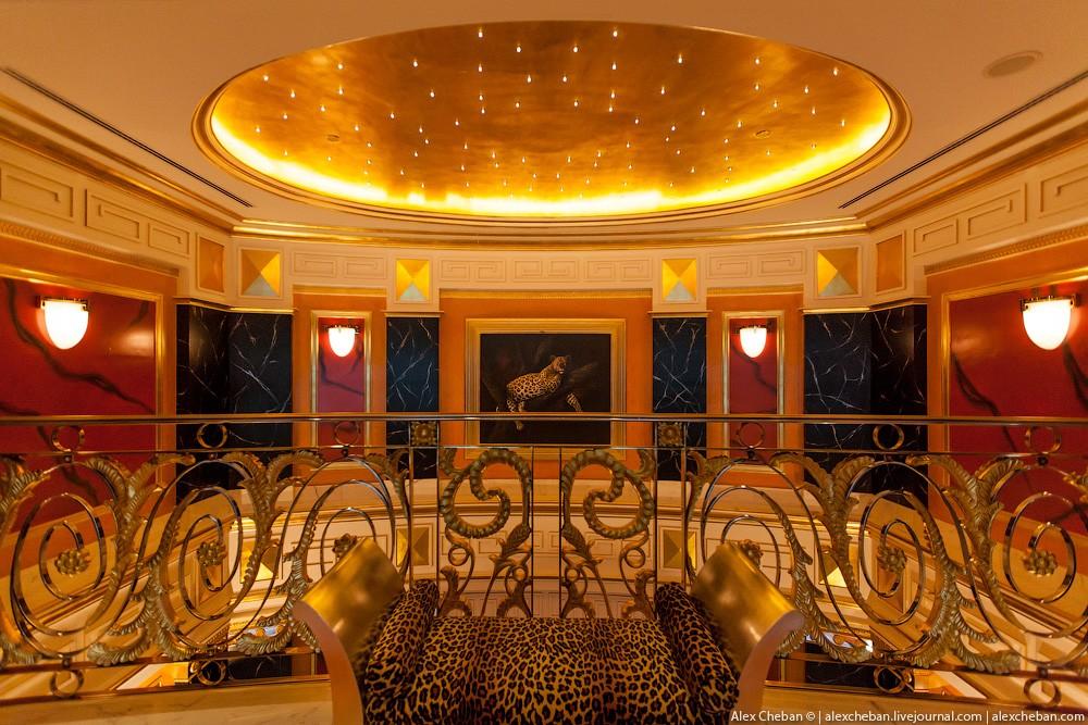 BurjAlArab34 Золото для шейхов и олигархов: самый дорогой номер в семизвездочном отеле Burj Al Arab