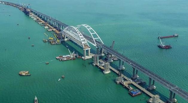 Наказание за Крымский мост.