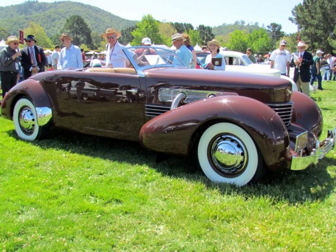 Самые стильные ретро автомобили
