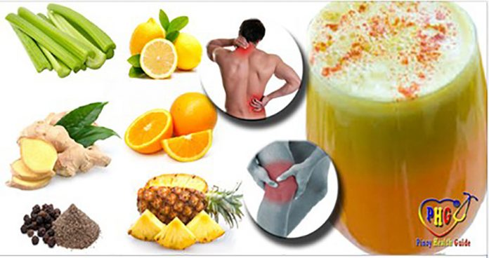Этот проверенный противовоспалительный сок поможет вам облегчить суставные боли и боли в пояснице