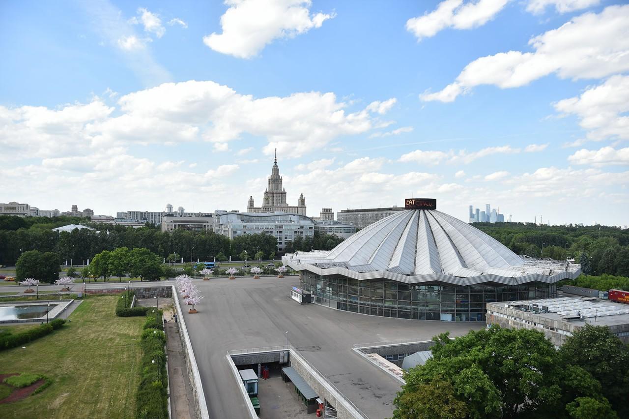 Самый большой в Европе: цирк на проспекте Вернадского