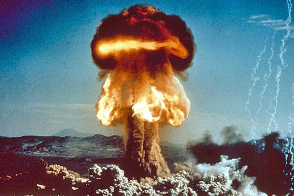 «Москве и Ленинграду предназначалось по шесть атомных бомб»