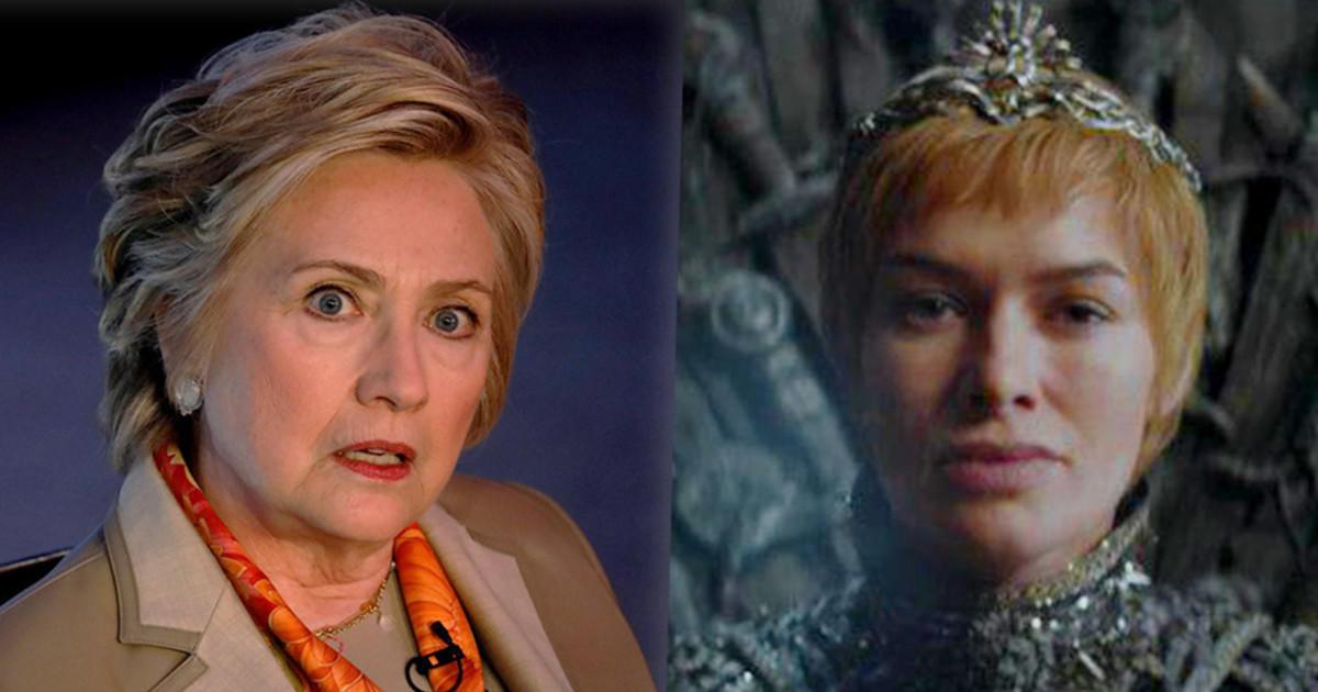 Униженная Клинтон-Ланнистер: «игра кланов» в Белом доме…