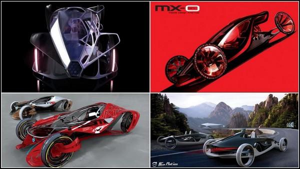 Автомобили светлого будущего