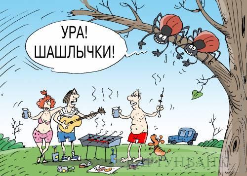 В  этот раз чисто мужской компанией едем… Улыбнемся))