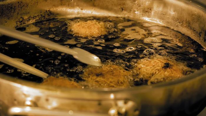 Почему нельзя готовить на растительном масле
