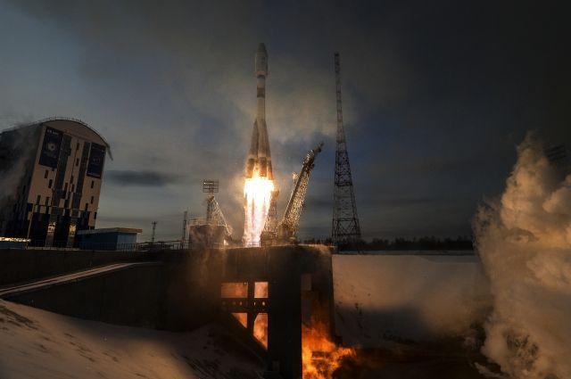 В Роскосмосе назвали причину неудачного запуска с космодрома Восточный