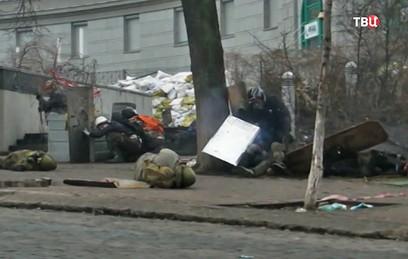 Грузинскими снайперами на Майдане руководил американец