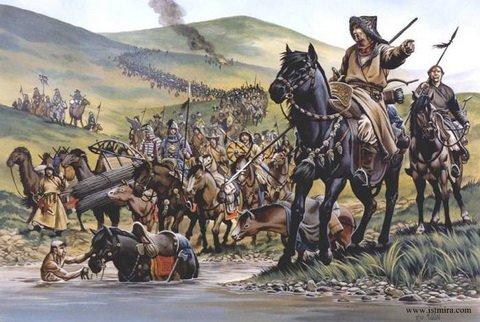 Монголо-татарское иго на землях Великого княжества Литовского
